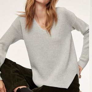 Wilfred free Wolter sweater new in baby blue